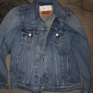 Brand New Levi Denim Jacket